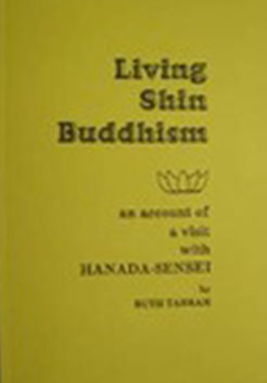 """Living Shin Buddhism"" book cover"