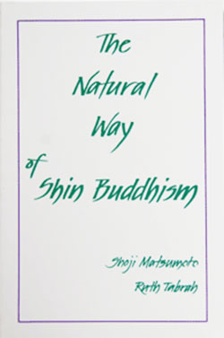 """The Natural Way of Shin Buddhism"" book cover"