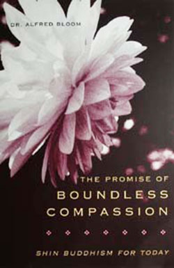 """The Promise of Boundless Compassion"" book cover"