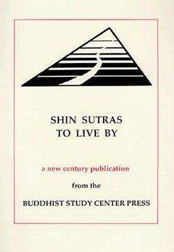 """Shin Sutras to Live By"" book cover"